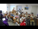 2016-11-01 выступление ансамбля Закамушка перед ветеранами труза ППЗ им.Кирова.