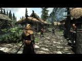 Игровой трейлер The Elder Scrolls 5  Skyrim