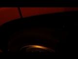 Моя новая тачила.Динамки в правильных местах,музыка ещё не на всю громкость.