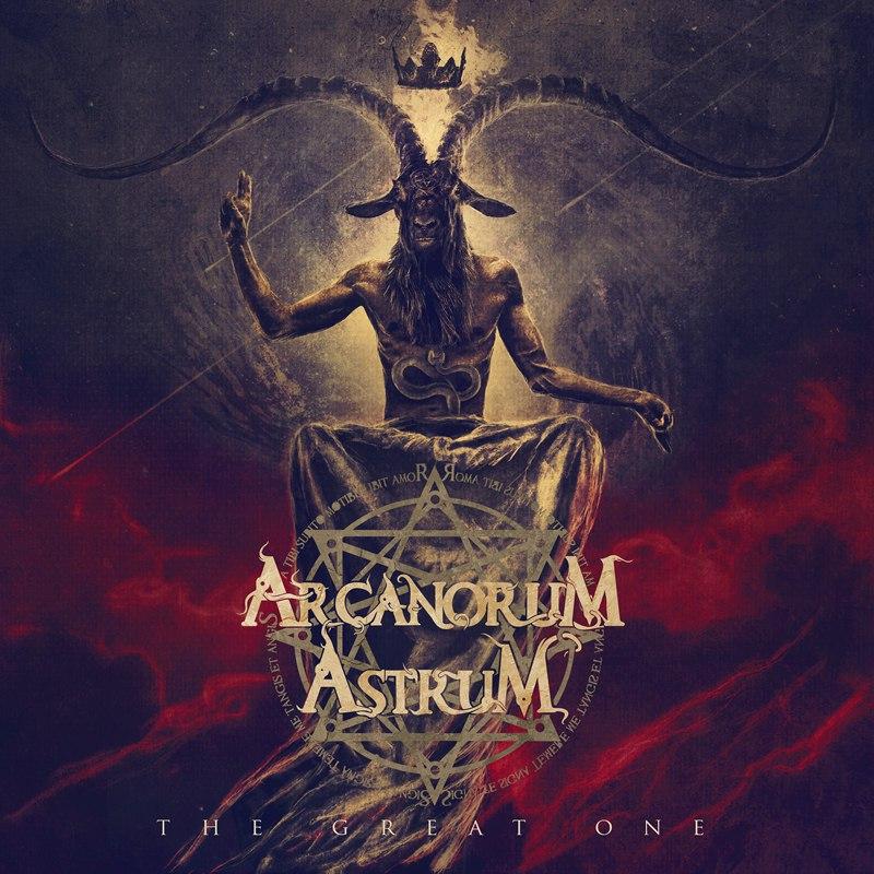 Подробности нового альбома ARCANORUM ASTRUM - The Great One! (2017)