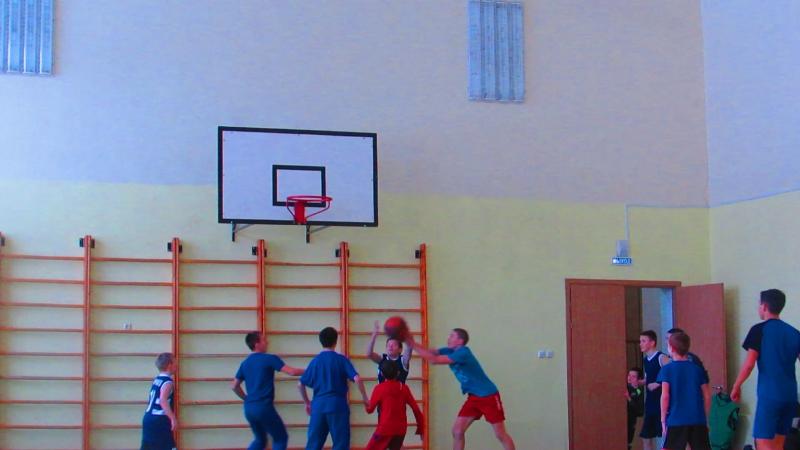 Баскетбол ♥.Трешка Артура .
