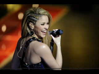 Shakira - Did It Again - Skavlan