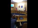 Встреча с губернатором ЛО в подслушано