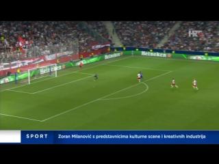 Salzburg - Dinamo (Z) 1-2 (1-1), all goals, 24.08.2016. HD