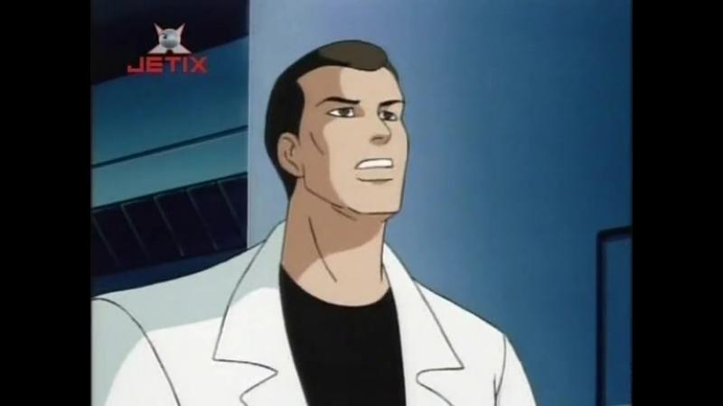 Человек паук 1994 года Сезон 4 Серия 5 Напарники