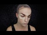 Cabaret Inspired Make up - Rosenball 2017 - Tamara Mascara -