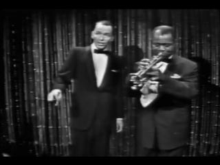 Frank Sinatra & Louis Armstrong