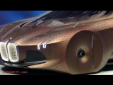 BMW Vision DRIVING LIVE at World Premiere BMW Vision NEXT 100 2016 New BMW Conce