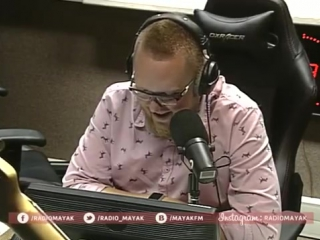 Участник проекта, Народного продюсера группа Боботов кук живой концерт на радио Маяк 08 07 2016