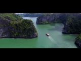BEST DRONE VIDEOS of VIETNAM 4K _ THE WHOLE COUNTRY by MOTORBIKE