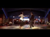 John Travolta and Uma Thurman Dance scene in Pulp Fiction #КиноДон