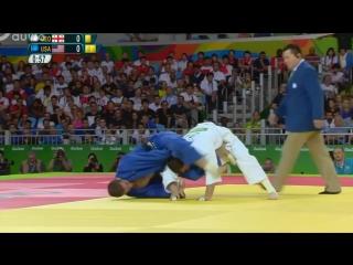 Travis Stevens (USA) Olympic Judo