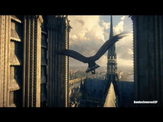 Protectors of the Earth - Two steps from hell - Assassins Creed Unity CINEMATIC [720]