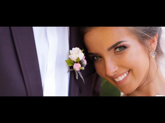 Богдан та Соломія весільний кліп