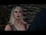 Witcher 3 Кейра Мец. Диалоги в Велене. квест Братья по оружию