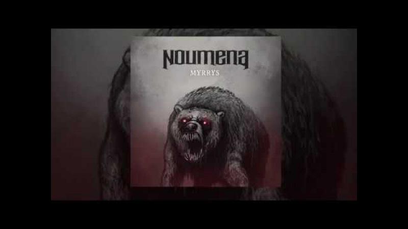 NOUMENA - Metsän viha (OFFICIAL LYRIC VIDEO)
