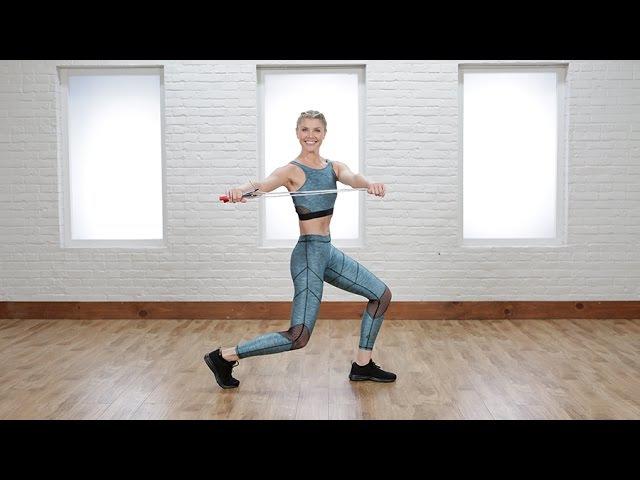 20-минутная тренировка со скакалкой для сжигания калорий и тонуса. 20-Minute Calorie-Torching and Toning Jump Rope Workout | Class FitSugar
