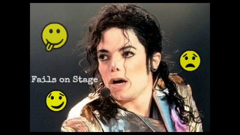Michael Jackson 1 Stage Fails | Funny - Angry - Bloopers - Awkward [Rare Footage Collection]