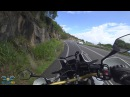 Sony FDR X3000 4K 100mbps Honda Africa Twin Cairns Coast Road
