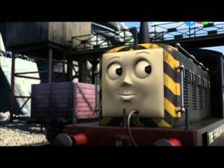 Томас и его друзья S14E10 Лучшая железная дорога