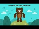Teddy Bear Teddy Bear Turn Around Circle Time Song for Preschool The Kiboomers