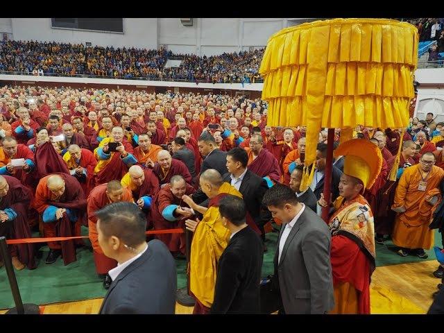 Специальный репортаж. Далай-лама в Монголии (2016)