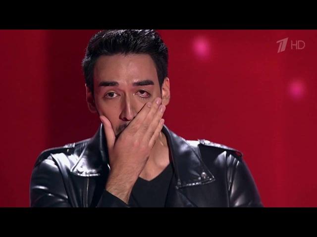 Сардор Милано «Voi che sapete» - Слепые прослушивания - Голос - Сезон 5