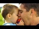 ★Поздравление★ - Папа и его сын Никита классно поют с днем рождения мама!Лучший ...