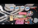 Набор для наращивания ногтей. Новая, майская распаковка посылок из Китая.wmv