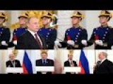 President Putin Present 2015 Russian Federation National Awards