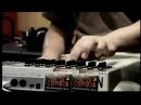 El Hijo de la Cumbia - creating Live Act - Rehearsal feb 2010