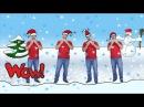 Christmas Pudding Song | English for Children | English for Kids