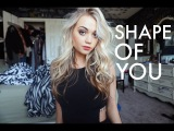 Shape of You - Ed Sheeran - Cover by Riley Biederer