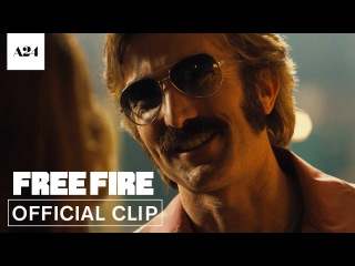 Free Fire | Introductions | Official Clip HD | A24