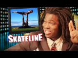SKATELINE - Marc Johnson, Daewon Song, Leticia Bufoni, Cole Wilson, Dime &amp More