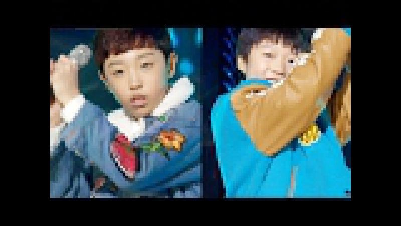 보이프렌드, 자작 랩과 환상 호흡 돋보이는 'Boys And Girls' 《KPOP STAR 6》 K팝스타6 EP21