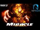 Miracle Shadow Fiend - Team Liquid 9012 MMR Ranked Match Gameplay - Dota 2