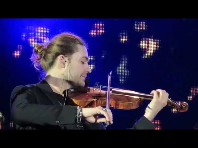 David Garrett - Music was my first love - Bayreuth 15.06.13
