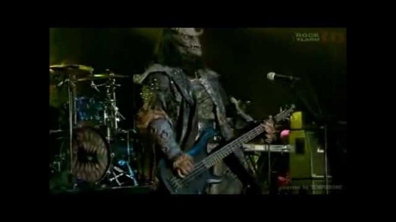 Lordi - Briging back the balls to rock (Live Wacken 2008)