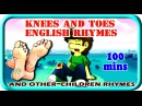 Head, Shoulders, Knees And Toes | Exercise For Kids | Songs From ENGLISH RHYMES FOR CHILDREN