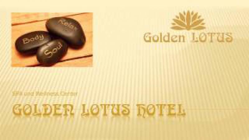 Golden Lotus SPA Kemer