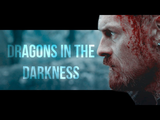 James Flint dragons in the darkness