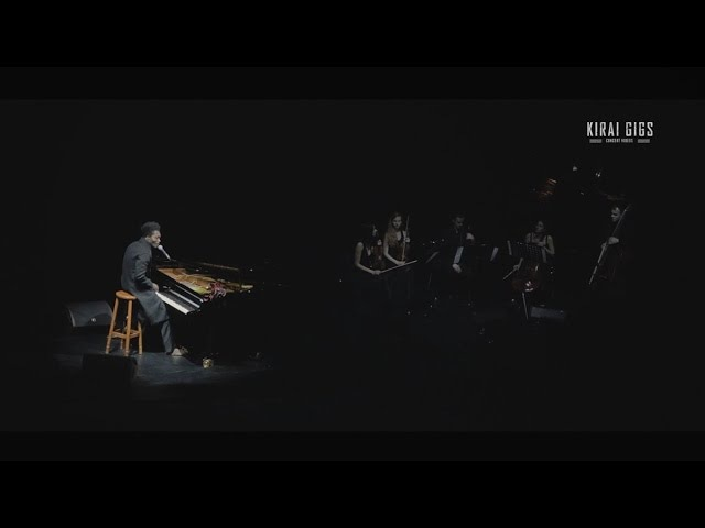 Benjamin Clementine - 7 - Then I Heard A Bachelor's Cry - Live@October Palace, Kiev [14.05.2016]