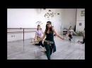 Ju Marconato Workshop Aula com Candelabro Dança do Ventre Belly Dance