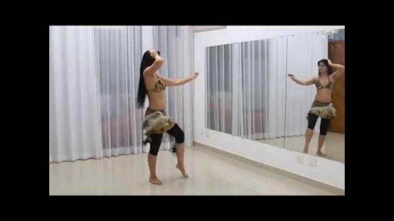 Derbak Am Beshi (Avançado) Aula de Dança do Ventre Online