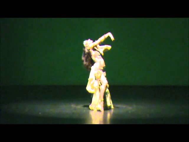 JU Marconato Belly Dance Show O Essencial Feminino