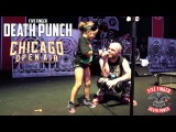 5FDP ON TOUR - Behind the scenes at Chicago Open Air 2016