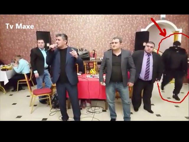 Rusiyada qara maskalilar azerilerin sxodkasina hucum etdi