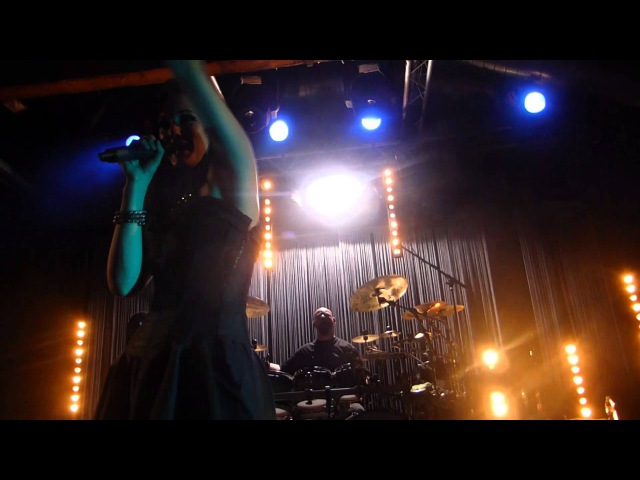 Xandria - Blood On My Hands (live Rocking Chair Vevey 18/10/14)