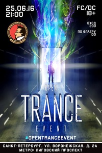 Open Trance Event vol.3